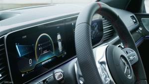 معرفی خودروی جدید مرسدس بنز مدل AMG GLE 53