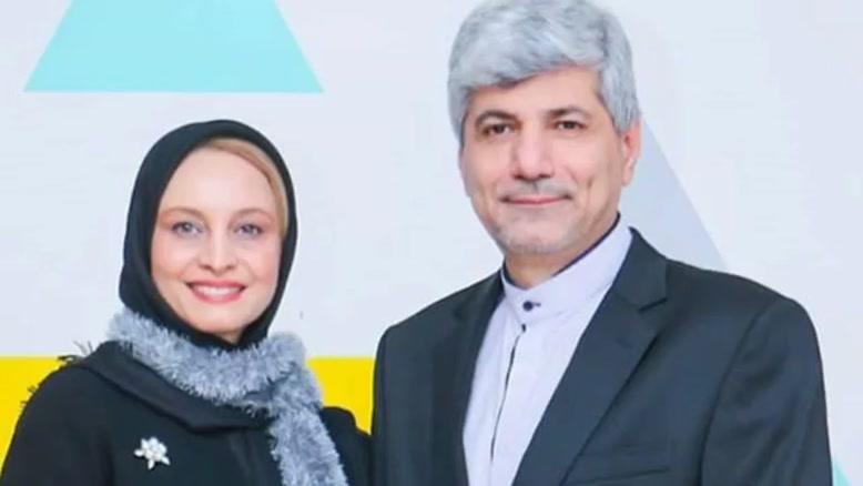 ازدواج مریم کاویانی با  رامین مهمانپرست