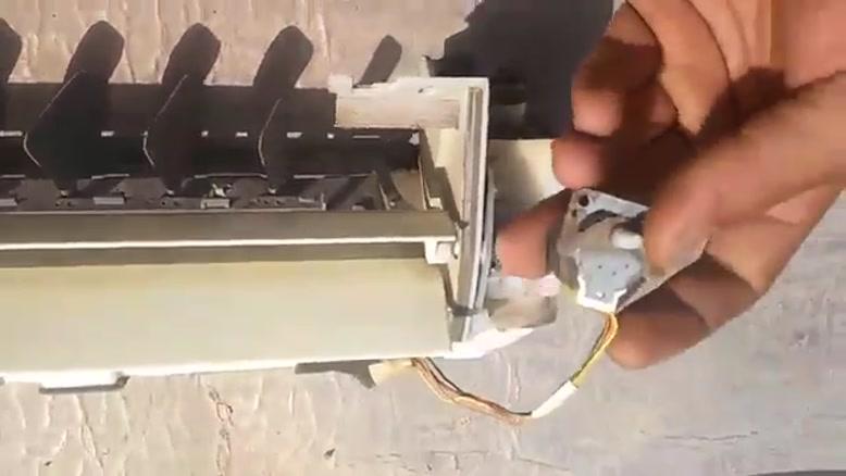 آموزش سرویس کولر گازی دو تیکه میتسوبیشی