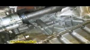 تعویض و  سرویس روغن و فیلتر پژو ۴۰۵،پارس ، سمند