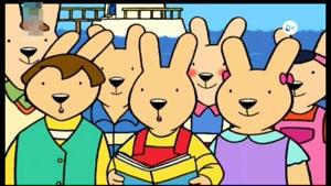 انیمیشن آموزش زبان انگلیسی  MILO قسمت  ده