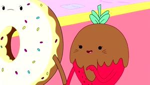 انیمیشن وقت ماجراجویی Adventure Time دوبله فارسی فصل ۱ قسمت اول
