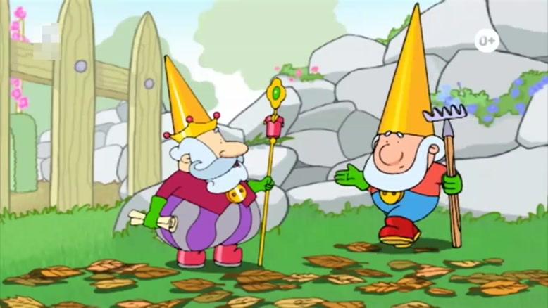 انیمیشن  آموزش زبان انگلیسی  GORDON THE GARDEN GNOME قسمت پنج