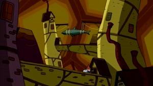 انیمیشن وقت ماجراجویی Adventure Time دوبله فارسی فصل ۱ قسمت هفت