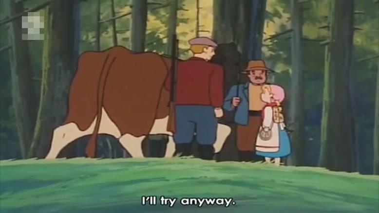 انیمیشن حنا دختری در مزرعه دوبله فارسی قسمت یازده
