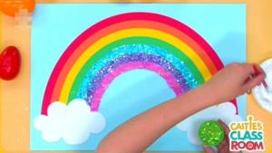 انیمیشن آموزش زبان انگلیسی CAITIES CLASSROON  قسمت سیزده