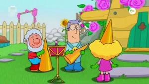 انیمیشن آموزش زبان انگلیسی GORDON THE GARDEN GNOME قسمت  بیست و سه