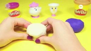 برنامه آموزش خمیر بازی قسمت بیست و یک
