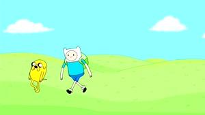 انیمیشن وقت ماجراجویی Adventure Time دوبله فارسی فصل ۱ قسمت نه