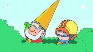 انیمیشن آموزش زبان انگلیسی GORDON THE GARDEN GNOME قسمت  بیست و پنج