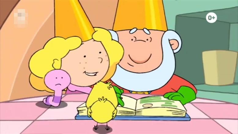 انیمیشن آموزش زبان انگلیسی GORDON THE GARDEN GNOME قسمت چهار