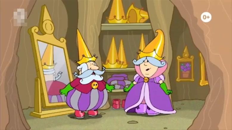 انیمیشن  آموزش زبان انگلیسی  GORDON THE GARDEN GNOME قسمت هفت