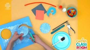 انیمیشن آموزش زبان انگلیسی CAITIES CLASSROON  قسمت دوازده