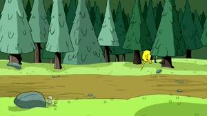 انیمیشن وقت ماجراجویی Adventure Time دوبله فارسی فصل ۱ قسمت سه