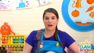 انیمیشن آموزش زبان انگلیسی CAITIES CLASSROOM  قسمت هشت