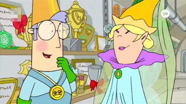 انیمیشن آموزش زبان انگلیسی GORDON THE GARDEN GNOME  قسمت ده