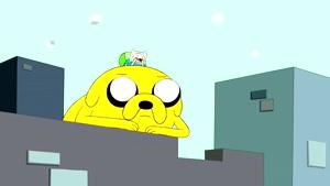 انیمیشن وقت ماجراجویی Adventure Time دوبله فارسی فصل ۱ قسمت سیزده