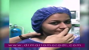 جراحی زیبایی بینی | دکتر ماریا مرادی