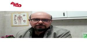 درمان سوختگی پا در بیمار مبتلا به دیابت!!!
