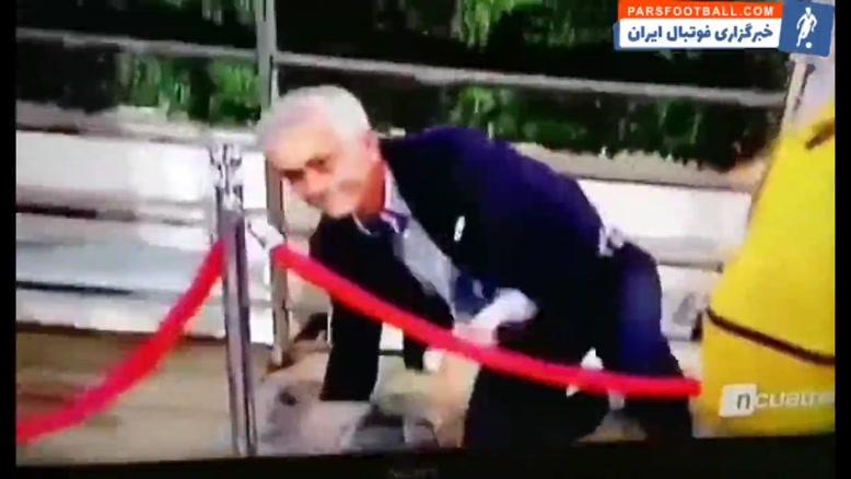 فان ؛ عجله مورينيو  برای  بستن قرارداد سرمربیگری تیم ملی ایران