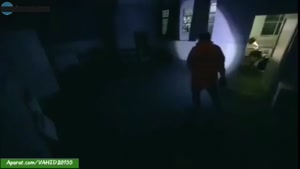 دوربین مخفی شبح وحشتناک در کلیسا