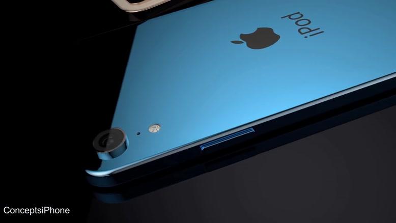 ویدئویی از طراحی مفهومی آیپاد تاچ نسل هفتم اپل منتشر شد