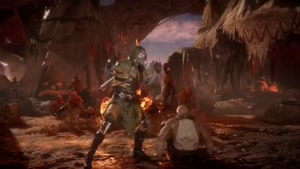 اضافه شدن دو شخصیت Kabal و D'Vorah به بازی Mortal Kombat ۱۱