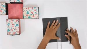 جعبه ای زیبا برای هدیه روز مادر