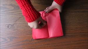 کاردستی جالب با کاغذ رنگی