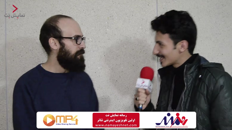 """گزارش اختصاصي رسانه """"نمايش نت"""" از گروه نمايشي """"تصعيد"""""""