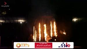 """گزارش رسانه """"نمایش نت"""" از گروه نمایش خیابانی """"نامیرا"""" در جشنواره فجر"""