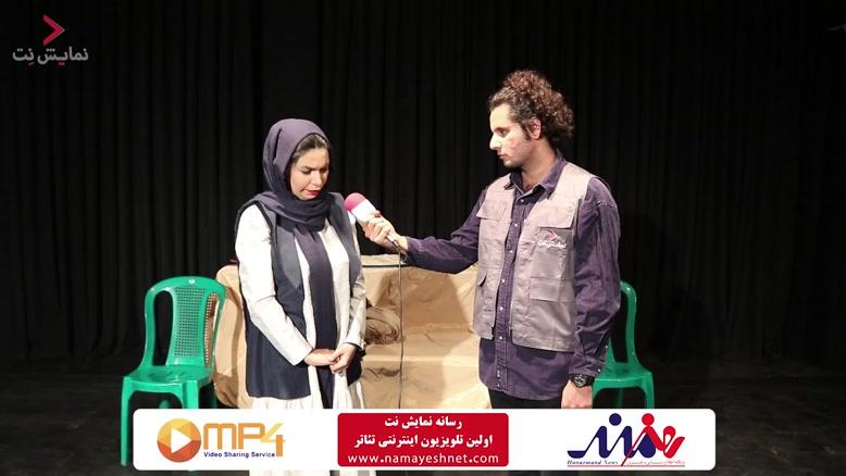 """گزارش اختصاصی رسانه """"نمایش نت""""  از نمایش """"امیر ارسلان نامدار"""""""