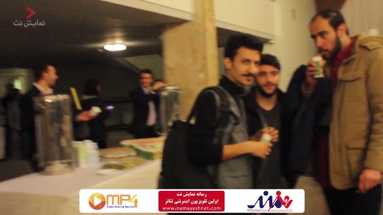 """گزارش رسانه """"نمایش نت"""" از """"اختتامیه سی وهفتمین جشنواره تئاتر فجر"""