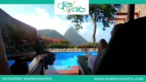 مجموعه خانه و هتل - لادرا ریزورت هتلی بسیار زیبا در جزیره ای شگفت انگی