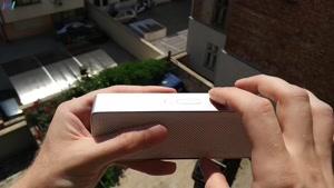 اسپیکر قابل حمل شیائومی مدل Square Box ۲