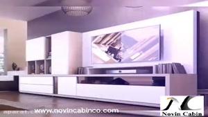 مدل های میز تلویزیون دیواری ۲۰۱۸