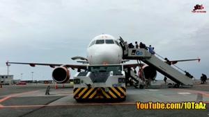 چرا رنگ هواپیماها سفید است؟