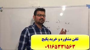 سریعترین روش آموزش مکالمه عربی ،لغات عربی و گرامر عربی-استاد کیانپور