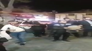 ویدئو رقص با عمو نوروز در شیراز نوروز 98