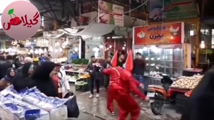 رقص حاجی فیروز در لاهیجان