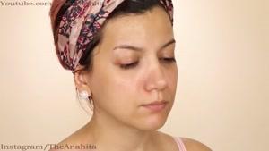 آموزش آرایش دودی