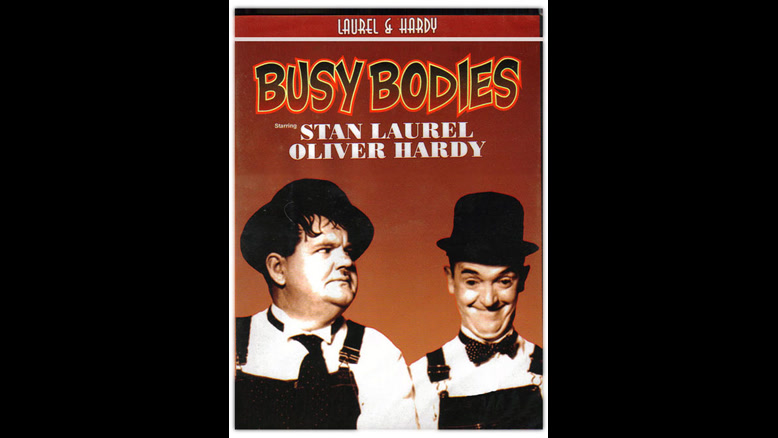 فضولباشی - Busy Bodies ۱۹۳۳