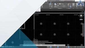 آموزش جامع نقشه کشی تاسیسات برقی سوله ها با AutoCAD