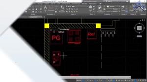 آموزش نقشه کشی تاسیسات مکانیکی ساختمان با AutoCAD