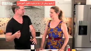 آموزش آشپزی - دستور پخت انواع غذا