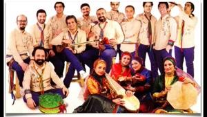 آهنگ  زیبا و شاد عید نوروز از گروه رستاک