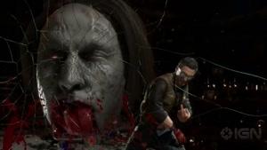 تربلری از Johnny Cage در بازی موتال کامبت