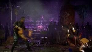 گیم پلی خنده دار شخصیت Johnny Cage در بازی Mortal Kombat ۱۱