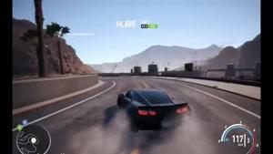 دریفت در بازی need for speed