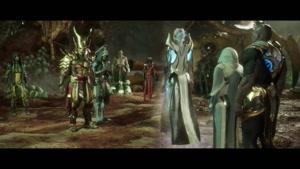 تریلری متفاوت از بازی Mortal Kombat 11
